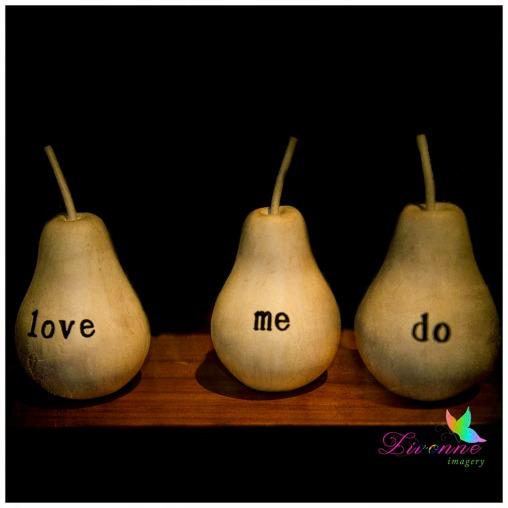 We Make Quite a Pear